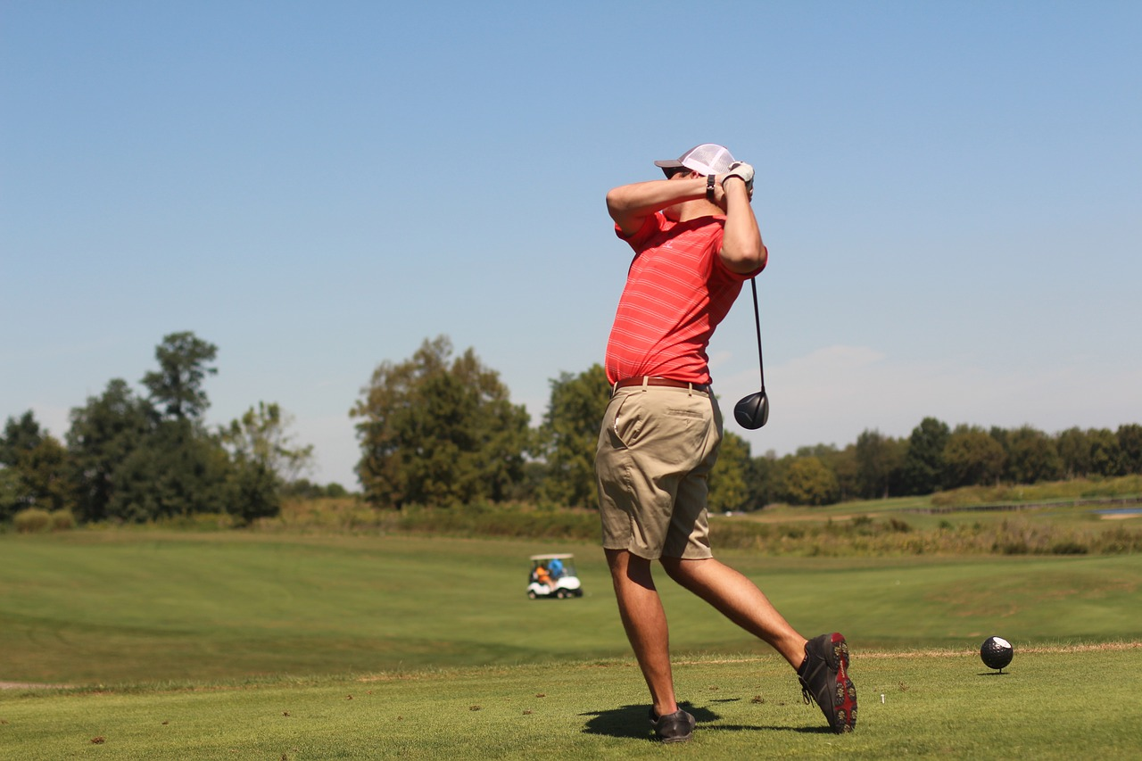 golf game photo